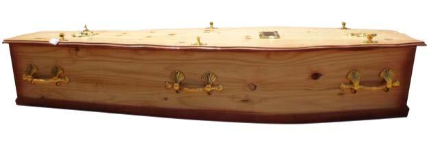 flat-lid coffin
